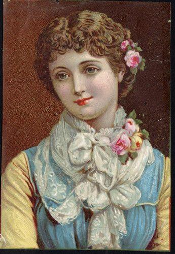 Victorian Scrap 1880s