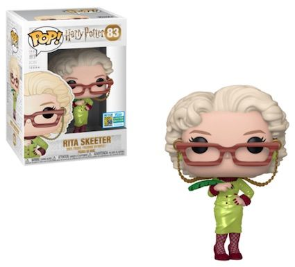 >83 Rita Skeeter Funko Pop