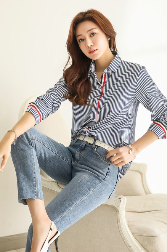 44 Korean Outfits That Will Inspire You outfit fashion casualoutfit fashiontrends