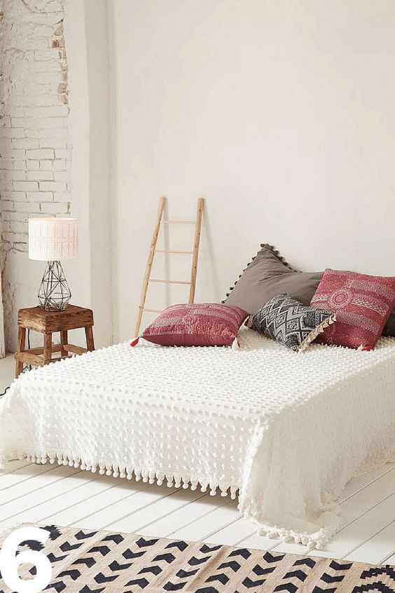 Get the look : une chambre d'inspiration bohème - FrenchyFancy