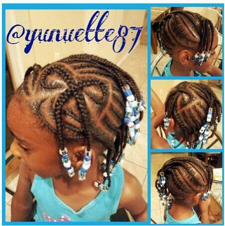 Terrific Protective Hairstyles Little Girl Hairstyles And Hair Designs On Short Hairstyles For Black Women Fulllsitofus