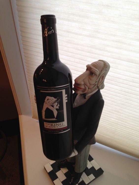 Elvis wine!!!!