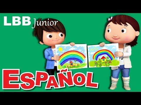Dibujar Y Pintar Canciones Infantiles Cancion Original De Lbb Junior Youtube Canciones Infantiles Canciones Pintar