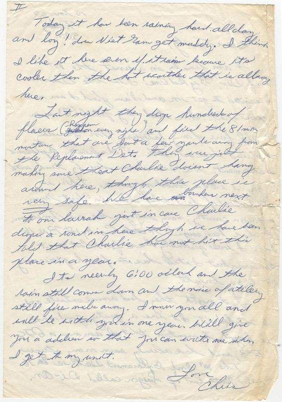 Sample Conscientious Objector Letter