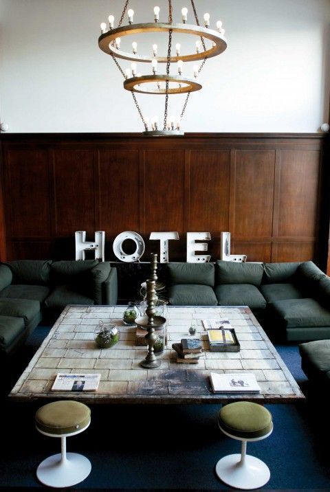Tour of Ace Hotels Around The World.