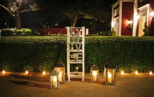 #BodaSomethingBlue Decoración de Bodas, Love letters, Boda Romántica, Bodas con Detalles (www.weddingplannermadrid.com)