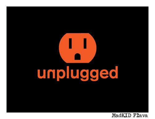 Unplugged #Logo #Illustration #Art #Graphic #Design #Power ...
