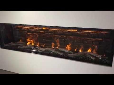 Modern Flames Fusionfire 76 Built In Linear Steam Fireplace Ffs L60 Modern Flames Fireplace Modern