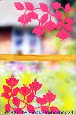 Blüten-Bordüren (Sarokfiligránok)