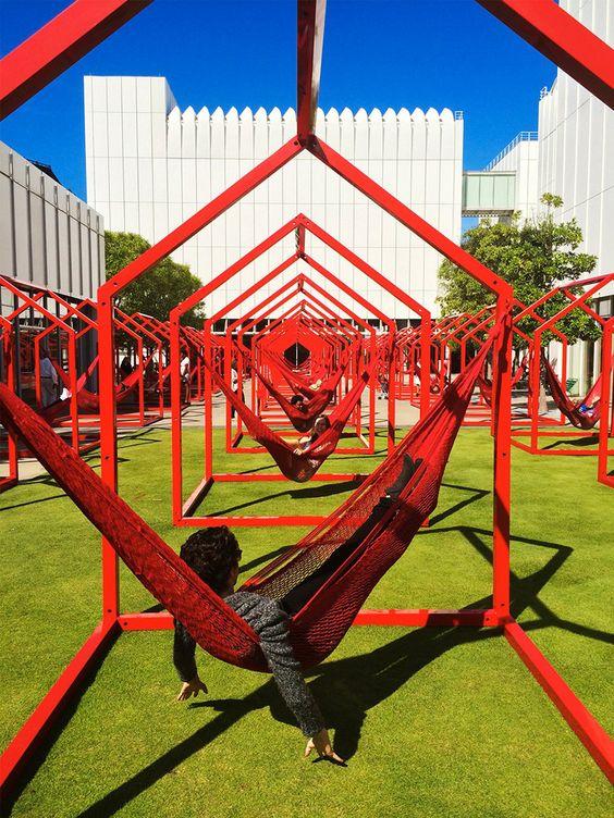 Mi Casa-Your Casa Interactive Installation by Héctor Esrawe and Ignacio Cadena