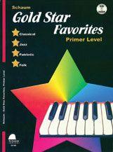 Gold Star Favorites, Primer (Book & CD)