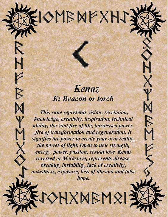 RUNE OF THE DAY! TORCH RUNE CARRY THE FIRE! BLESSINGS! GALLAN ✦✧✦ Like https://www.facebook.com/pages/The-Norse-Warlock/113159862098696?ref=...: