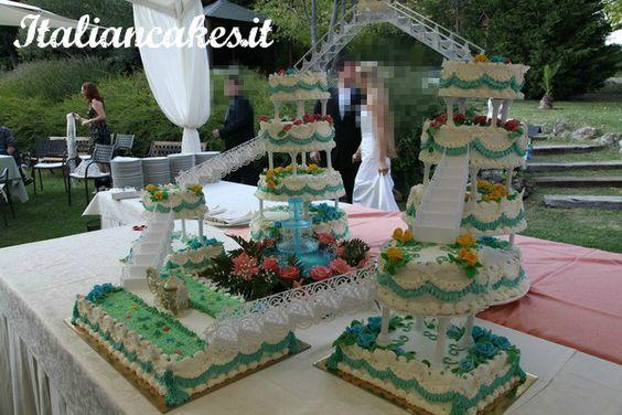 Torta di nozze - Wedding cake