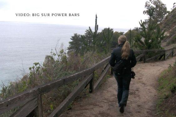 Big Sur Power Bars