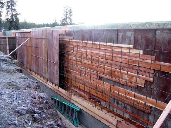 How To Form Board Form Concrete Board Formed Concrete Concrete Retaining Walls Concrete