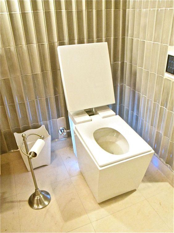 The Numi toilet.