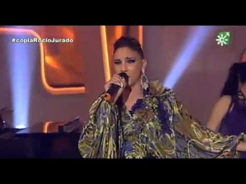 Kimera Fernández- Como las alas al viento- gala 28 especial Rocío Jurado