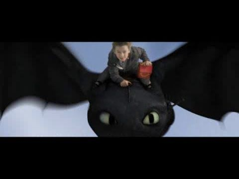How To Train Your Dragon 2 Mcdonald S Happy Meal Commercial Youtube How To Train Your Dragon Dragon 2 Dragon