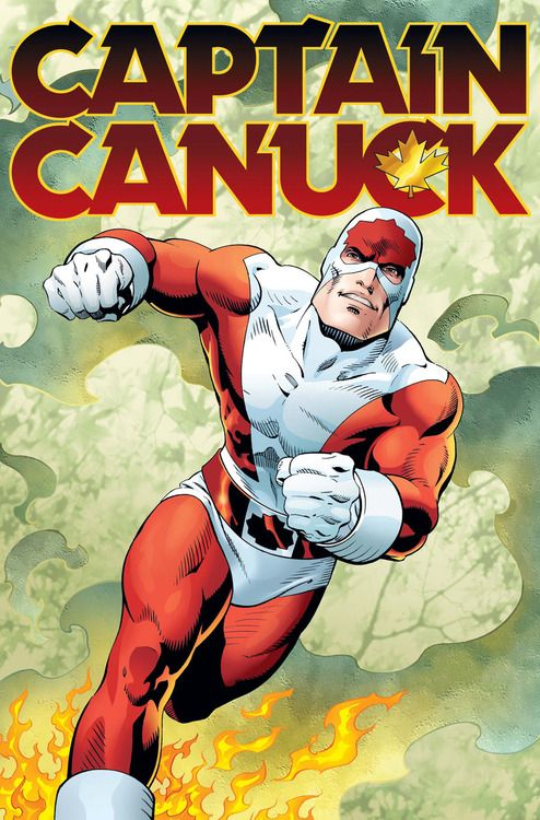 #CaptainCanuck alguém já leu isso? #CapitãoCanadá