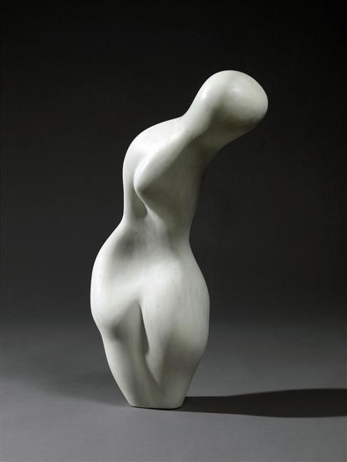 JEAN ARP, TORSE GERBE 1958.