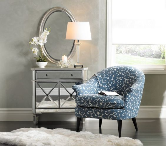 Total Fab: Mirrored Furniture for Less: A Reflection in Design