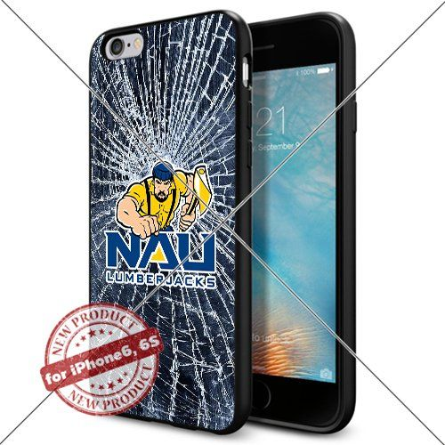 WADE CASE Northern Arizona Lumberjacks Logo NCAA Cool Apple iPhone6 6S Case #1396 Black Smartphone Case Cover Collector TPU Rubber [Break] WADE CASE http://www.amazon.com/dp/B017J7OEJ4/ref=cm_sw_r_pi_dp_ehmvwb0TC7N39