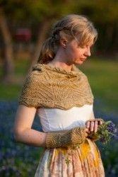 NobleKnits.com - Hill Country Weavers Bouteloua Lace Cowl Knitting Pattern, $8.95 (http://www.nobleknits.com/hill-country-weavers-bouteloua-lace-cowl-knitting-pattern/)