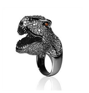 T-Rex Ring. Truth would LOVE if i wore this ring!