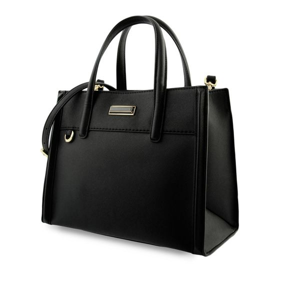Work Handbag - Black - Handbag - Bags | CHARLES & KEITH | Bags Oh ...