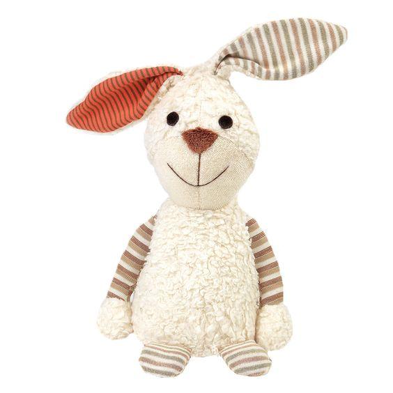 Das niedliche #Bio-Wärmetier #Hase Otto von Olli Olbot ist nicht nur flauschig-weich und damit optimal zum Kuscheln für Ihr #Baby, sondern spendet auch wohltuende Wärme, damit Bauchweh und andere Wehwehchen ganz schnell vergessen sind. Mit Dinkelkissen im Inneren | Babyartikel.de