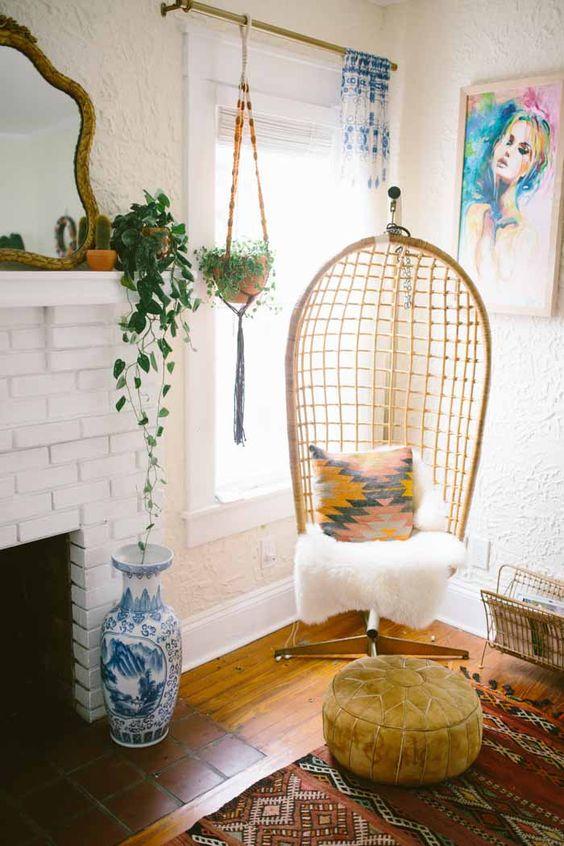 A Charming Bohemian Home in West Palm Beach, FL | Design*Sponge