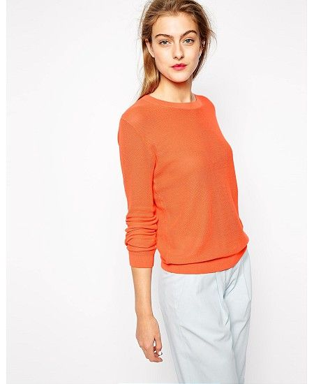 WARDROBE WORKSHOP: THE FITTED KNIT IS GIVEN NEW LIFE