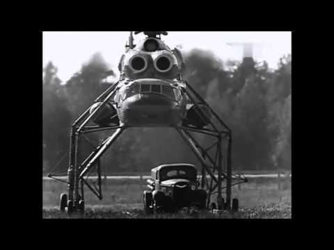 The Worlds MOST POWERFUL Helicopter in the world Mini Documentary