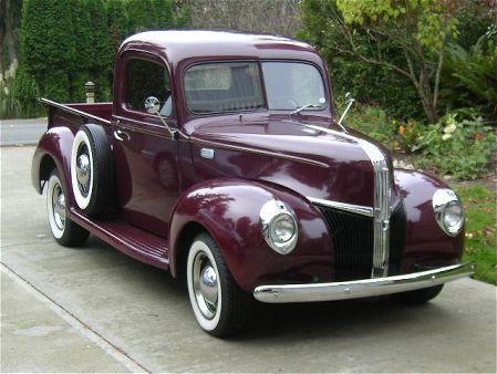 Caminhões e Utilitários by Daniel Alho / 1935 Ford Pickup