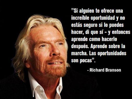 Las oportunidades aparecen para no dejarlas pasar. Ponte en marcha y toma acción con decisión porque aprender lo hacemos día tras día.