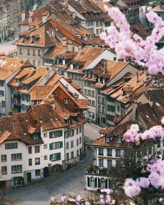 Швейцарія - дивовижна країна