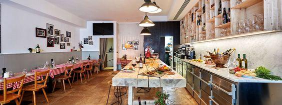 München: Il Giro - Vino & Cucina