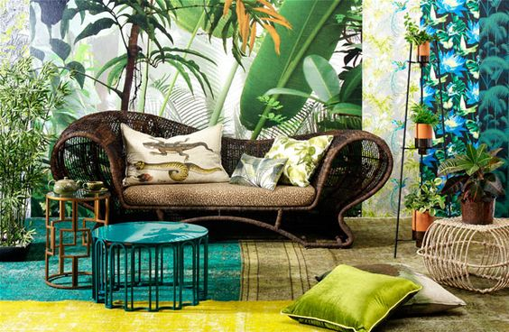 Jungle style, home South Africa magazine: