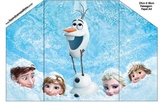 Envelope Convite Frozen Disney - Uma Aventura Congelante: from http://www.fazendoanossafesta.com.br/2014/01/frozendisney-umaaventuracongelante.html/frozen-disney-uma-aventura-congelante-61/#main