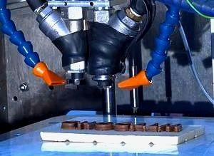The 3D Printer has a Bright Future Making Unique Chocolates