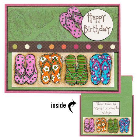 Flip Flop birthday