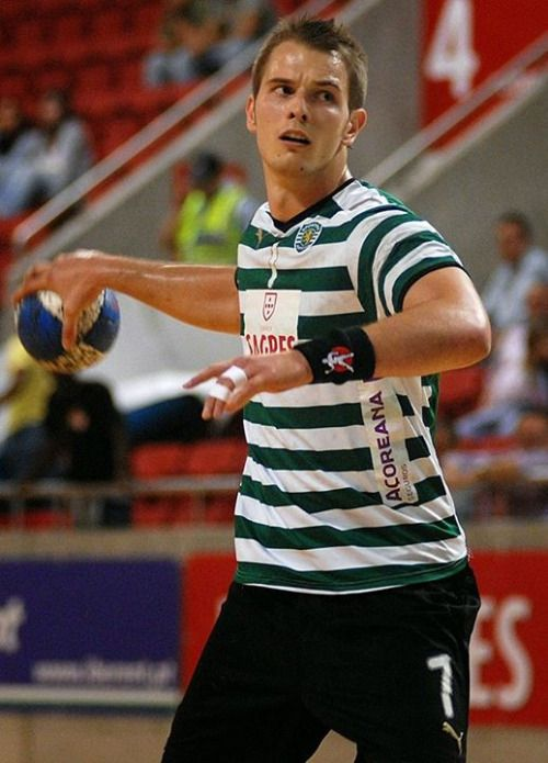 BOSKO BELANOVIC, Handball team