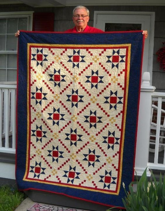 Medal of Honor - A Quilt of Valor | Craftsy