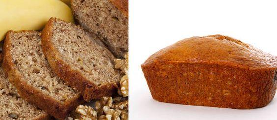 Receta: Torta de cambur (vía @cocinayvino)