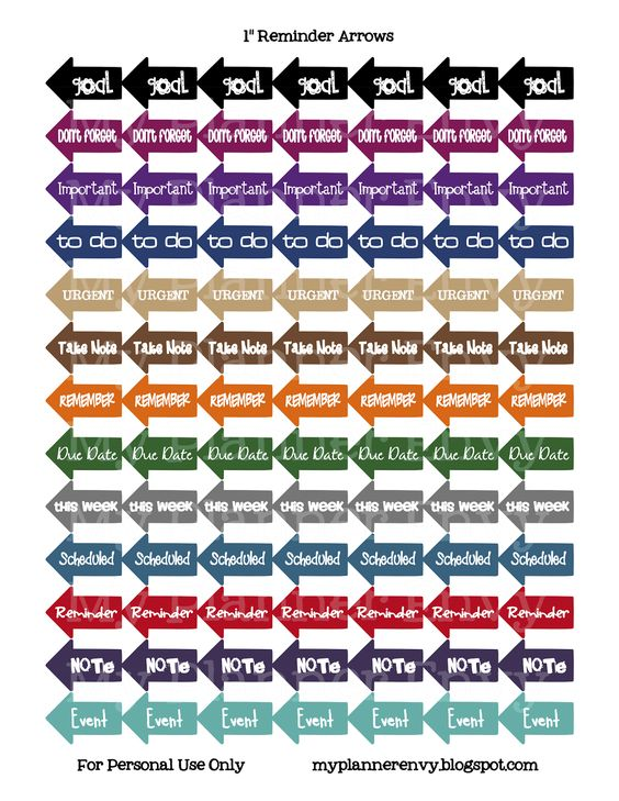 Calendar Planner Reminder Stickers : Pics for gt calendar reminder stickers