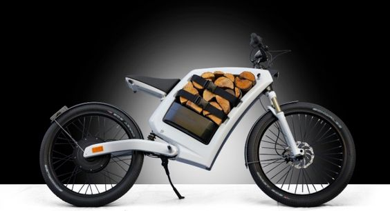 The FEDDZ is designed to carry all kinds of cargo for work and play