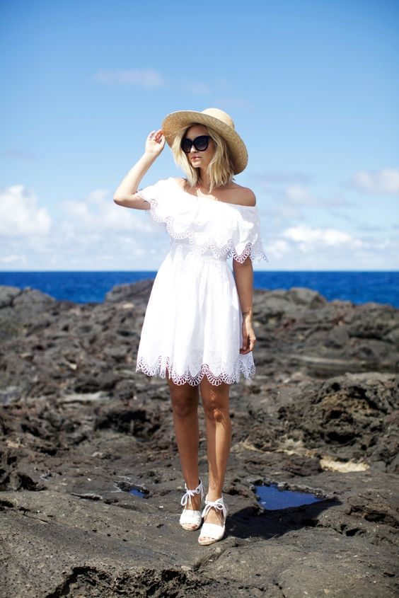 Summer style Late Afternoon #fashion #ootd