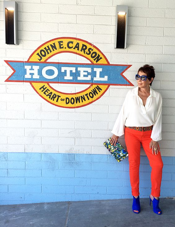 look style senior dorrie jacobson. 80 year old fashion blogger for Senior Style Bible. Feature: Marie Claire France