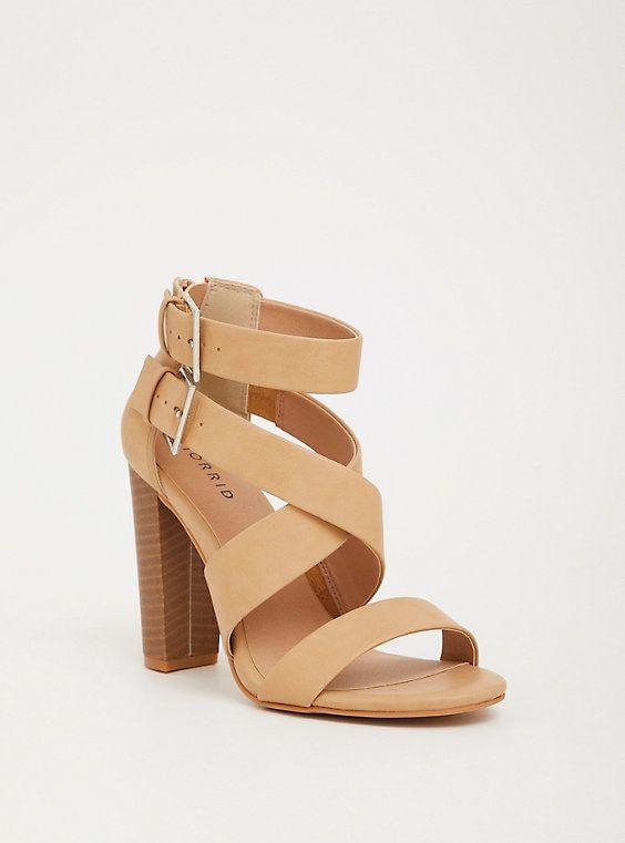 Heels, Ankle strap heels