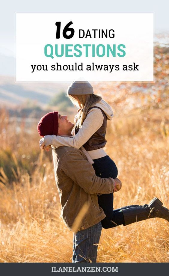 It's better to get some important answers upfront so that you can move forward with confidence that things may just work out really well if you decide to get into a relationship.